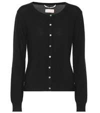 81 Hours Clyde Cashmere Cardigan Black