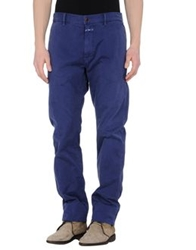 Closed Casual Pants Blue