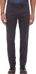 Rag And Bone Standard Issue Chinos Charcoal