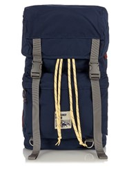 Mt. Rainier Design Classic Climbing Backpack Navy