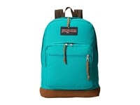 Jansport Right Pack Spanish Teal Backpack Bags Green