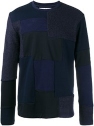 White Mountaineering Patch Jumper
