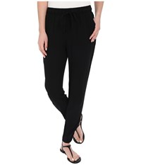 Alternative Apparel Rayon Challis Renovated Pants Black Women's Casual Pants