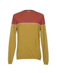 Private Lives Sweaters Military Green