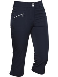 Daily Sports Miracle Capri Navy