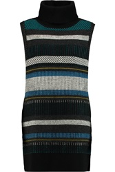 Proenza Schouler Wool And Cashmere Blend Turtleneck Tunic