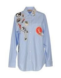 Ndegree 21 Shirts Sky Blue