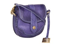 Frye Campus Mini Sapphire Dakota Clutch Handbags Blue