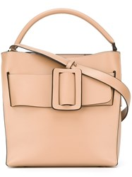 Boyy 'Devon' Tote Bag Nude Neutrals