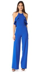 Black Halo Becca Jumpsuit Shoreline