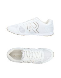 Armani Jeans Footwear Low Tops And Sneakers