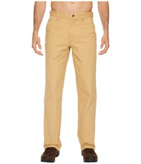 Mountain Khakis Original Pants Relaxed Fit Yellowstone Men's Casual Pants Beige