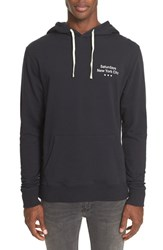 Saturdays Surf Nyc Men's Ditch Graphic Hoodie