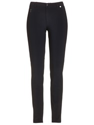Golfino Extra Cosy Stretch Trousers Black