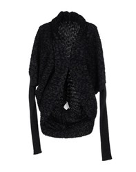 Alysi Knitwear Cardigans Women Dark Blue