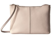 Ecco Jilin Small Crossbody Gravel Cross Body Handbags Silver