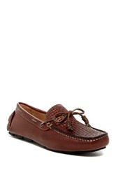 14Th And Union Mr. Morrow Leather Moccasin Brown