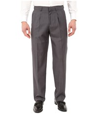 Dockers Pleated Dress Pants Medium Grey Men's Casual Pants Gray