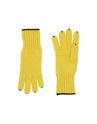 Ballantyne Gloves Yellow