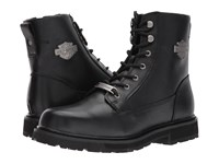 Harley Davidson Cartbridge Black Men's Lace Up Boots