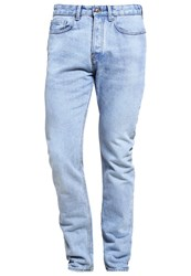 New Look Dempsey Slim Slim Fit Jeans Mid Blue