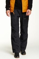 Quiksilver Dark And Stormy 15 Snowpant Black
