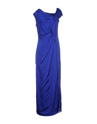 Bgn Dresses Long Dresses Women Dark Blue