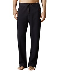 Ralph Lauren Waffle Knit Thermal Pants Black
