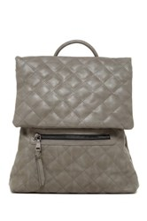 Urban Expressions Alana Backpack Gray