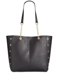 Inc International Concepts Korra Small Tote Only At Macy's Black
