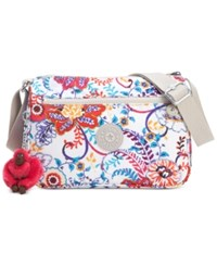 Kipling Callie Crossbody Summer Dream