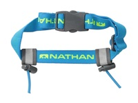 Nathan Race Number Belt Atomic Blue Running Sports Equipment