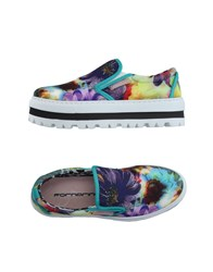 Fornarina Footwear Low Tops And Trainers Women Purple