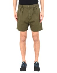 Ymc You Must Create Shorts Military Green