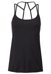 Casall Feel Free Top Black