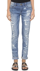 Blank Distressed Skinny Jeans Bits And Pieces