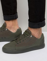 G Star Thec Mono Trainers Green