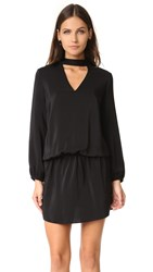 Amanda Uprichard Amaretto Dress Black