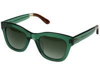 Toms Chelsea Dark Green Fashion Sunglasses