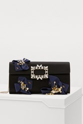 Roger Vivier Pouche With A Brooch