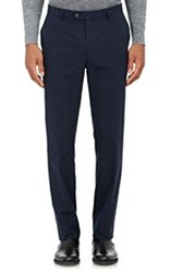 John Varvatos Striped Trousers Colorless