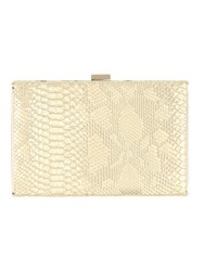 Jane Norman Textured Metallic Clutch Bag