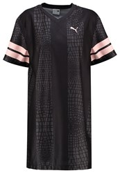 Puma Studio Jersey Dress Black