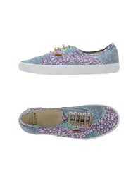 Vans Footwear Low Tops And Trainers Men Lilac