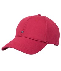 Tommy Hilfiger Classic Red Flag Baseball Cap