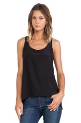 Frame Denim Frame Shirt Le Tank Black