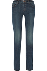 J Brand Jude Low Rise Skinny Jeans