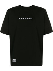 Ktz Embroidered Logo Lined T Shirt 60
