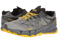 Merrell Agility Peak Flex Wild Dove Men's Shoes Gray