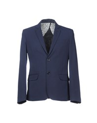 Squad Squad2 Suits And Jackets Blazers Dark Blue